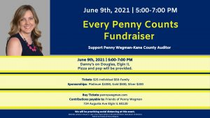 Every Penny Counts Fundraiser for Penny Wegman @ Danny's on Douglas