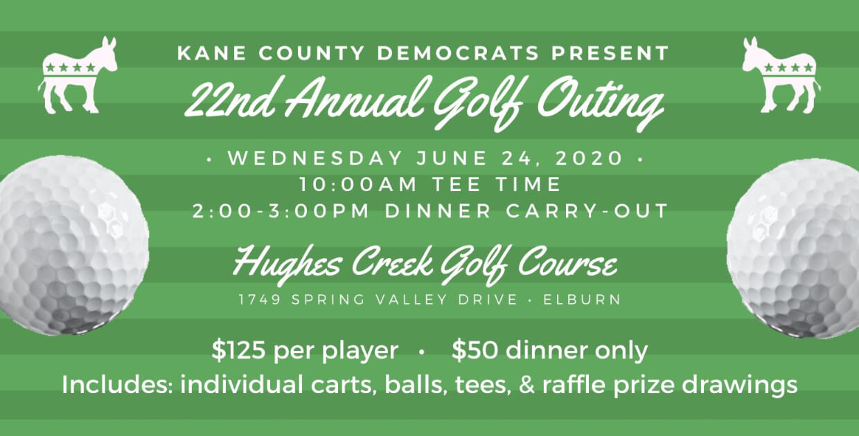 Kane County Democrats Golf Outing
