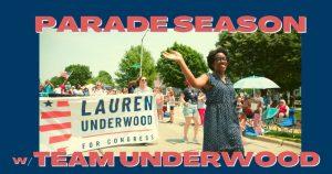 PumpkinFest with Lauren Underwood & DeKalb Dems @ South Prairie Elementary School
